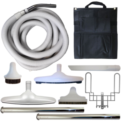 Vacuflo 6410-G Cleaning Kit with Bag Caddy