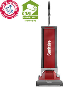 Sanitaire SC9050B 6.6Q Lightweight, CRI Upright