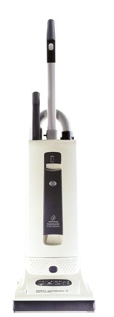 Sebo X4 Automatic Upright White