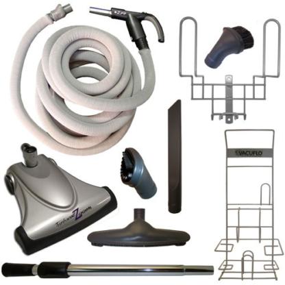 Vacuflo 8881-HS Deluxe Clean Team Tool Kit 30ft Genuine
