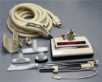 Deluxe SuperPack Central Vacuum Kit