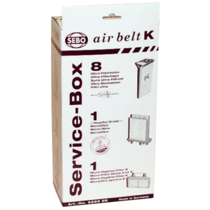 "SEBO Service Box ""K"""