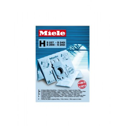 Miele FJM AirClean 3D Efficiency FilterBags