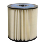 """Vacuflo 7"""" Replacement Pleated Cartridge Filter"""